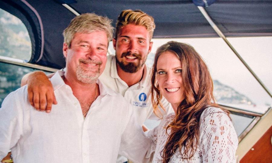Matrimonio Simbolico Colombia : Grassi junior boats matrimoni positano